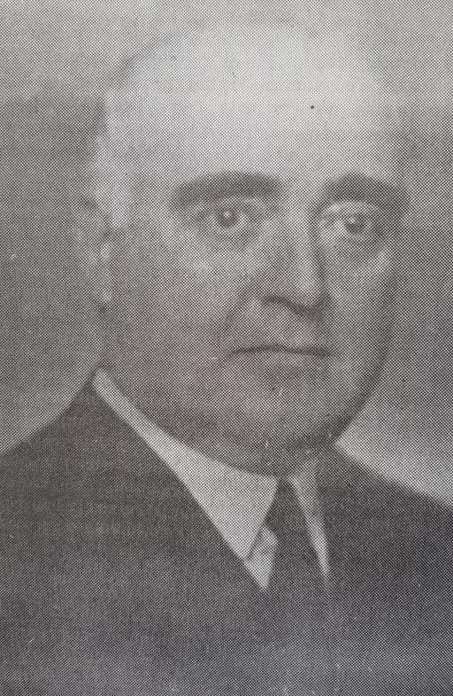El homenaje al dirigente político chivilcoyano, Dr. Alejandro Osvaldo Suárez, en 1948.