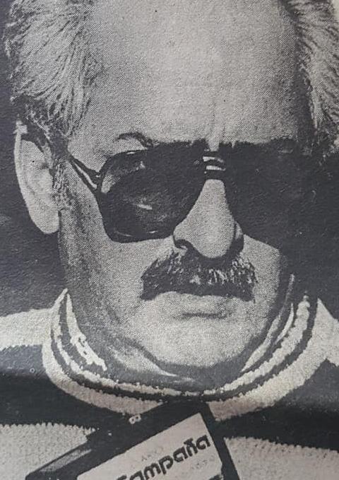 Recordando al locutor e intérprete teatral, Norberto Lasala (1946 – 1999).