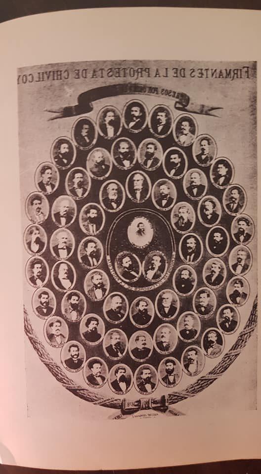 La famosa Protesta de 1878: La gran defensa chivilcoyana, de las autonomías municipales, un glorioso antecedente histórico, a nivel nacional.