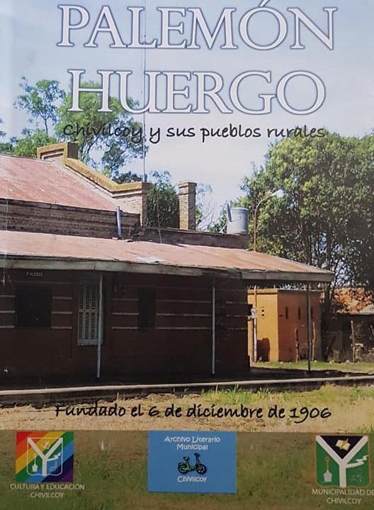 Pinceladas evocativas, de la localidad rural de Palemón Huergo