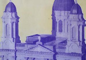 Templo mayor, de Nuestra Señora de Rosario, inaugurado el 24 de mayo de 1895.