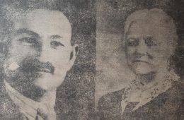 Estampas fotográficas, de Don Pascual Aulisio y de la Madre María.