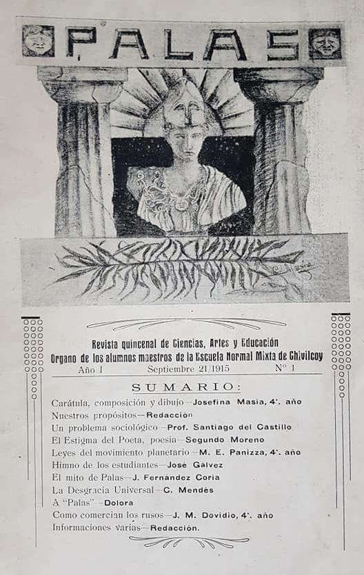 Vicente Modesto Violante: Un talentoso y ya olvidado exponente, de las letras chivilcoyanas (1898 – 1934).