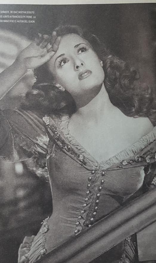 """El natalicio de la actriz y conductora, Mirtha Legrand, y su visita a Chivilcoy, para el estreno, en nuestra ciudad, del filme """"Los martes, orquídeas…"""", el domingo 1 de junio de 1941. (Soneto lunfardo a Mirtha Legrand)."""