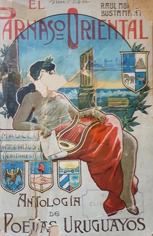 Un libro de 1905, y los poetas uruguayos, Heraclio Claudio (1833 – 1868) y Carlos Augusto Fajardo (1830 – 1920), quienes residieron en Chivilcoy, en la segunda mitad del siglo XIX.