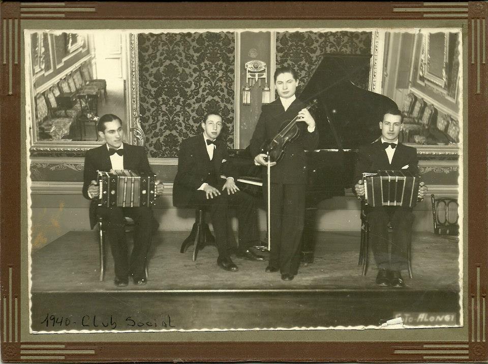 Recordando al notable músico, compositor y docente, profesor Gaspar López (1919 -1985).