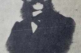 El romántico e inspirado poeta, escritor, periodista y dramaturgo uruguayo, Carlos Augusto Fajardo, primera voz lírica, en la historia de nuestra literatura chivilcoyana, había nacido, el 30 de octubre de 1833, y falleció en esta ciudad de Chivilcoy, a la temprana edad, de 34 años, el 1 de enero de 1868.