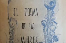 """Edición de """"El Poema de las Mieses"""", llevada a cabo, en 1962, por la notable y distinguida poetiza, escritora, crítica, periodista y docente, Ángela Francisca Colombo (1931-1993)."""
