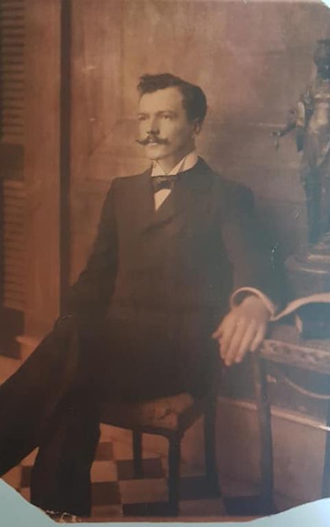"""""""El Poema de las Mieses"""", del eximio poeta Carlos Ortiz, publicado en noviembre de 1901."""