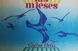"""Edición de """"El Poema de las Mieses"""", de Carlos Ortiz, realizada, por el destacado y prestigioso, impresor, investigador, escritor y, hombre de la cultura chivilcoyana, Héctor Manuel Antuña (1932-2001). Dicho libro, se editó, en el mes de septiembre de 1977."""