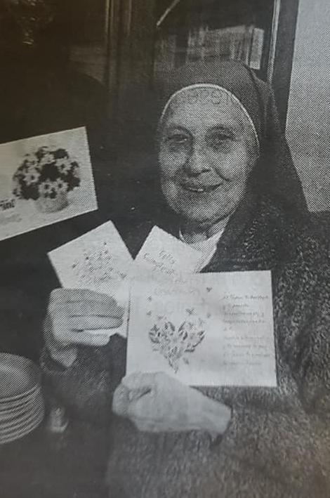 Recordando a la Hermana Laura Barbieri (1939 – 2019).