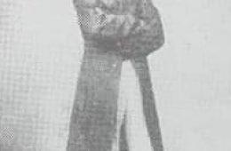 Miguel Calderón, periodista y escritor, hijo del ilustre fundador y pionero, Don Calixto Calderón, quien fuera uno de los creadores, redactores y directores, del periódico «La Campaña».