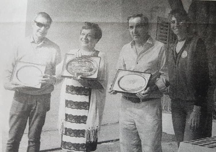 """La Escuela Agraria """"Valentín Fernández Coria"""" de Chivilcoy, que nació en marzo de 1993."""