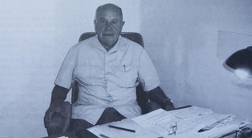 El destacado y prestigioso médico cardiólogo, Dr. José María Eliceiri, un alto ejemplo de rectitud y honestidad profesional