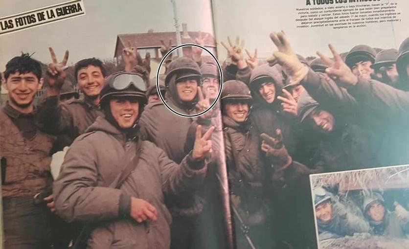 La evocación del 2 de abril de 1982. El emocionado recuerdo, de los ex combatientes de Malvinas, oriundos de Chivilcoy. Una curiosa e histórica medalla, grabada en nuestra ciudad…