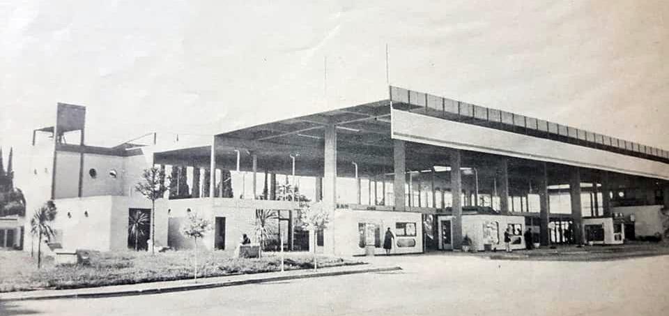 La Terminal de Ómnibus, de Chivilcoy, inaugurada el 15 de mayo de 1982