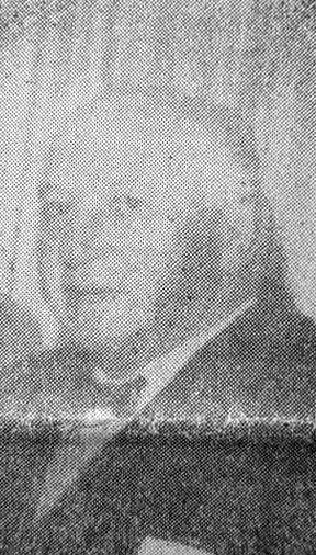 Asunción como comisionado municipal de Chivilcoy, de Don Carlos Cánepa, el 15 de mayo de 1940.