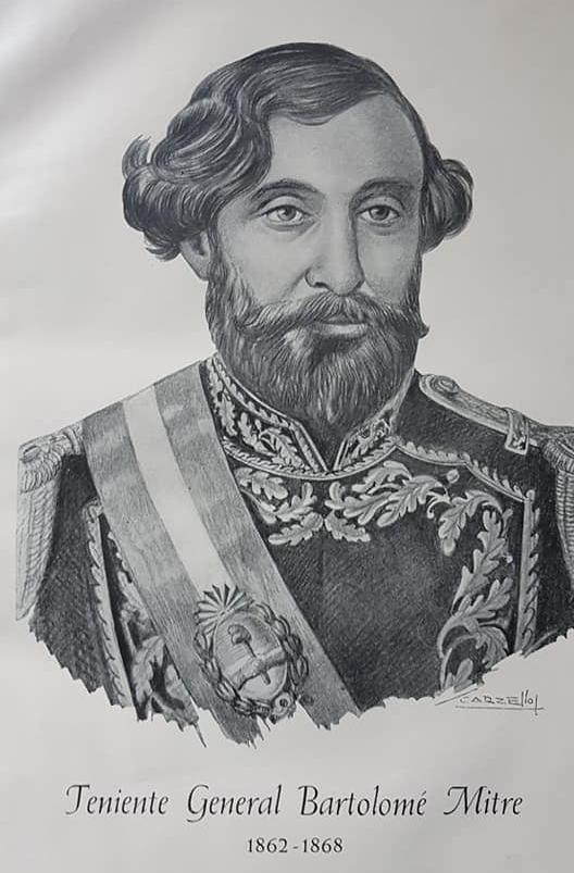 """El cambio de nombre, de la plaza Echeverría, de Chivilcoy, bautizándola """"Teniente General Bartolomé Mitre"""", el 8 de junio de 1901."""