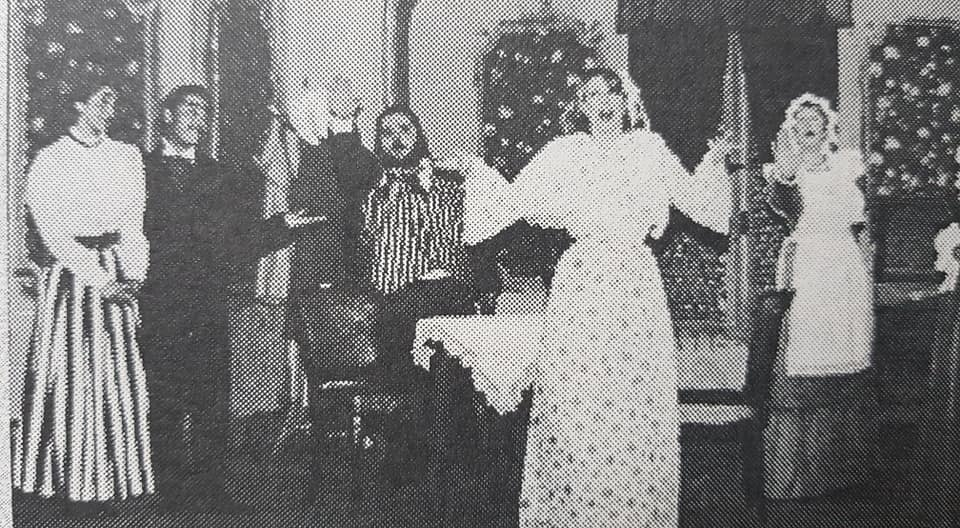 """Recordando al intérprete escénico, Guillermo Andrés Scetta (1967 – 2001). En el teatro """"El Chasqui"""", se inauguró una sala, con su querido nombre, el 14 de abril de 2019."""
