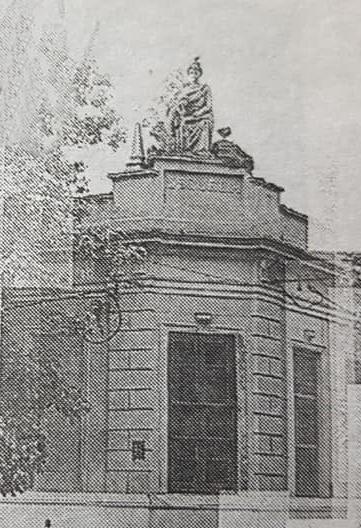 """La Escuela Nro. 4 """"Manuel Villarino"""" de Chivilcoy"""
