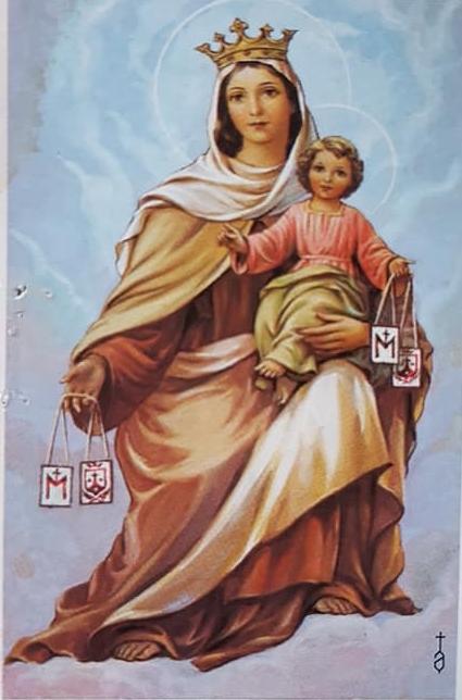 La Virgen del Carmen, su festividad y el Lunfardo