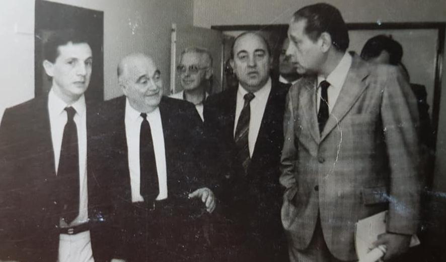 Recordando al Dr. René G. Favaloro, a 19 años de su fallecimiento. Las visitas a nuestra ciudad de Chivilcoy, en 1977, 1986 y 1994.