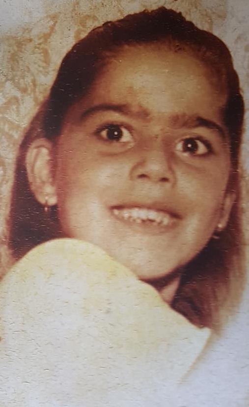 Recordación de la niña Patricia Leiva (1975 – 1987)