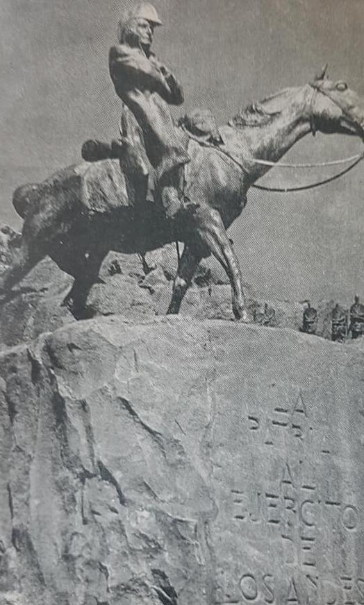 Reflexión lunfarda: El General José de San Martín y el recuerdo emocionado de la infancia…