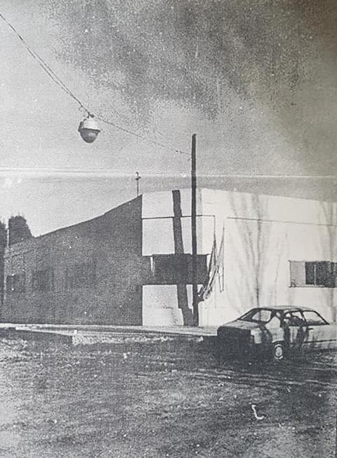 El Centenario de la Escuela primaria Nro. 65, de Chivilcoy, inaugurada el 25 de agosto de 1919