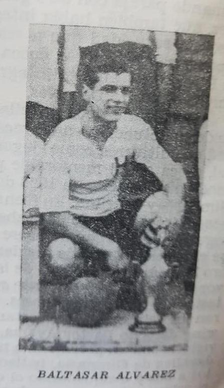 """Recordando al periodista y escritor, Baltasar Álvarez, fundador y director del semanario """"Reparación"""", aparecido en 1955."""