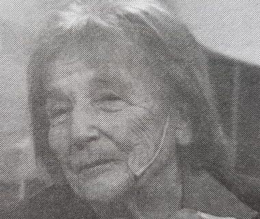 La reconocida y popularizada, cocinera, escritora y docente, profesora Blanca Elena Cotta. Había nacido, en la ciudad bonaerense de Quilmes, el 14 de marzo de 1925, y falleció recientemente, el 28 de agosto de 2019.