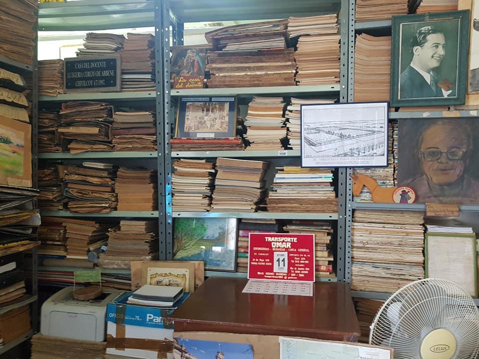 Archivo Literario Municipal de Chivilcoy