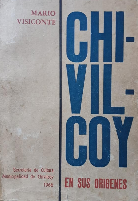 La figura de Don Calixto Calderón, un ilustre fundador, que fuera noble y laborioso labriego, y logró un digno y honroso espacio, en la historia de Chivilcoy.