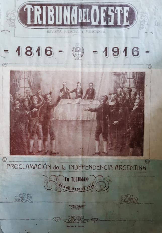 El glorioso Centenario, de la Ley de ejercicio de la Procuración, promulgada el 20 de octubre de 1919. La celebración del Día del Procurador. Profesionales chivilcoyanos, de las primeras décadas del siglo XX.
