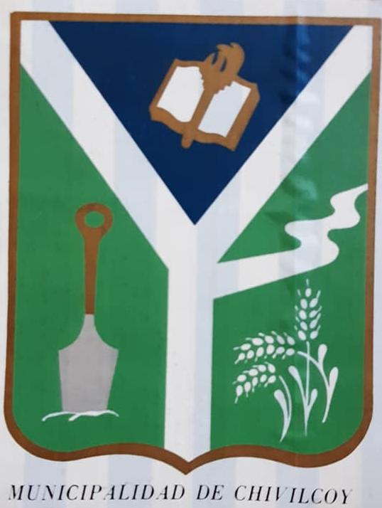 Recordando al Escudo de Chivilcoy, aprobado en el mes de noviembre de 1977. El Escudo anterior, elegido en octubre de 1973.