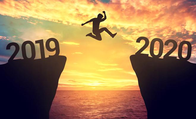 Reflexión lunfarda: Oración del Año Nuevo 2020