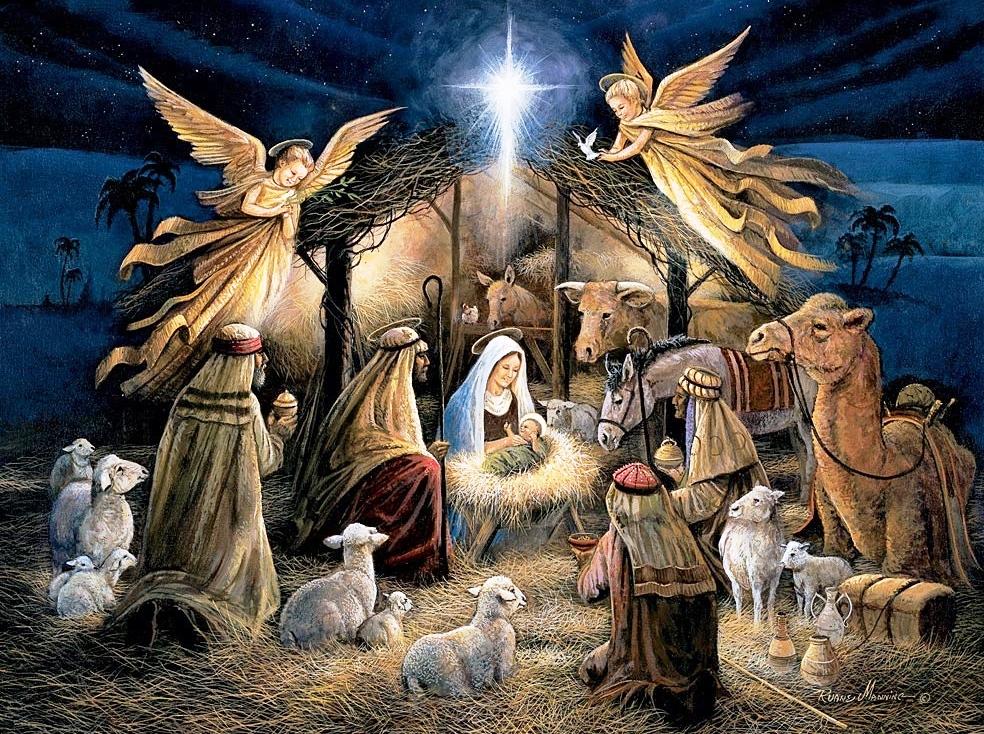 La Navidad y el Año Nuevo, en lunfardo.