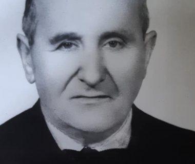 Don Isidro Pascual Costanzo (1891-1964), ex secretario del Honorable Concejo Deliberante de Chivilcoy, en las décadas de 1930 y 1940.
