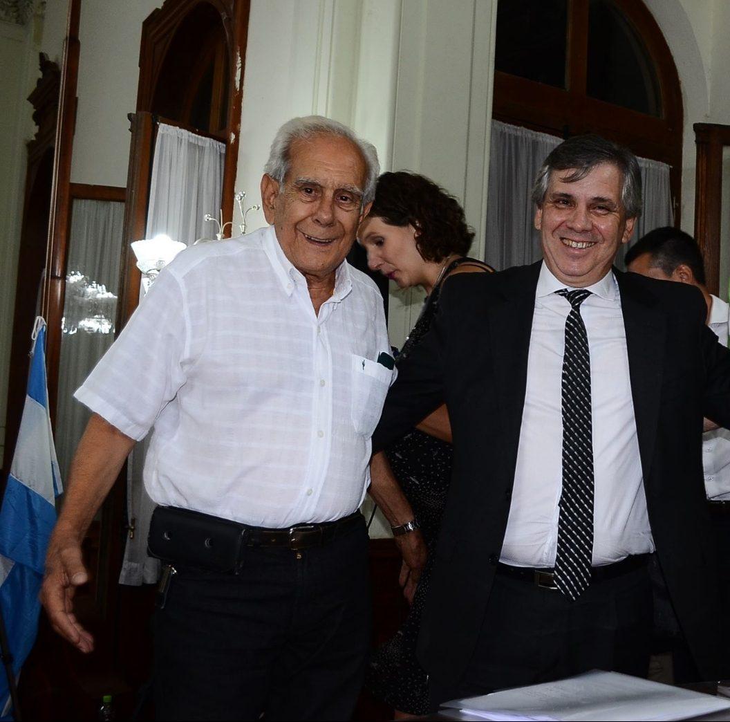 Falleció el médico y hombre público chivilcoyano, Dr. Juan Carlos Ferzola