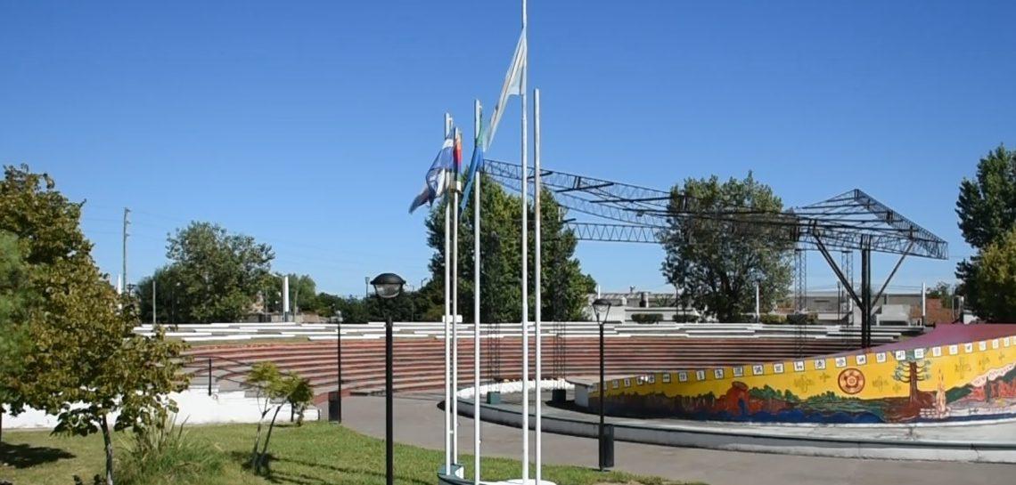 """EL Anfiteatro Municipal """"Pueblos Originarios"""", de Chivilcoy"""
