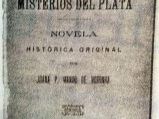 Novela de Juana P. Manso.