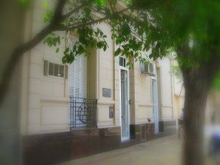 Sede del Círculo Médico de Chivilcoy, en la calle Moreno Nº230.