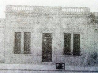 La pensión de la familia Varzilio, en la calle Pellegrini Nº 195, donde se alojó, Julio Cortázar, entre 1939 y 1944.
