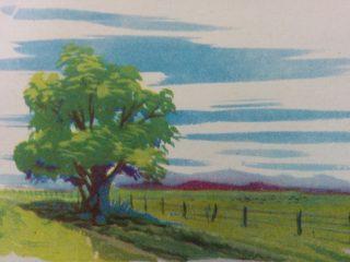 Ilustraciones, alusivas a la primavera, que corresponden a libros de lectura, de escuelas primarias, de distintas épocas.