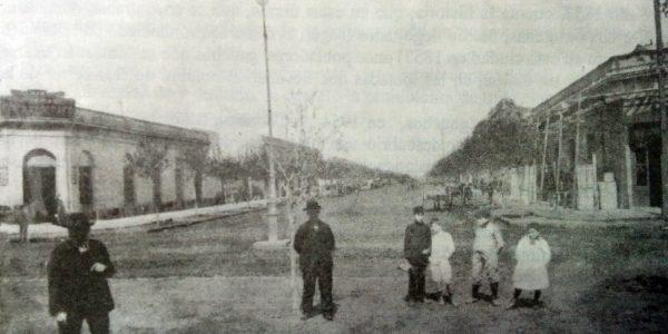 Avenida Villarino.