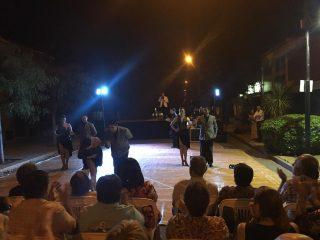 Imágenes del festejo del Día Nacional del Tango, en las calles Belgrano y Deán Funes, el pasado 11 de diciembre de 2016