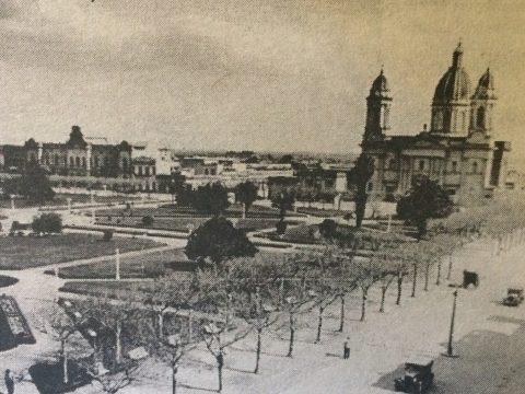 Chivilcoy, en las primeras décadas del siglo XX.