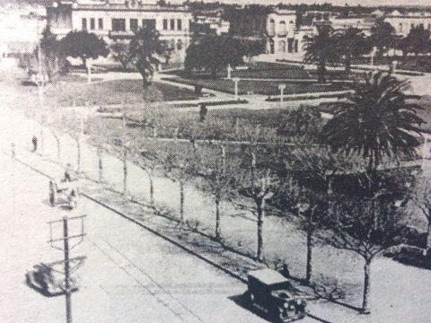 Nuestra ciudad en las primeras décadas del siglo XX.