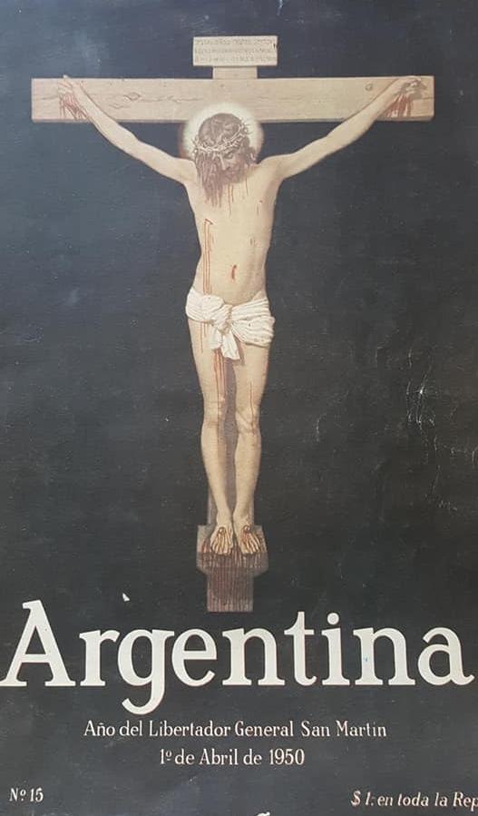 La Semana Santa de la cristiandad y el Vía Crucis lunfardo
