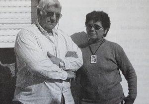 Los padres de Patricia Leiva, Juan Carlos Leiva y Carmen Ponce. El 5 de abril de 1998, se inauguró, en el cementerio municipal, el mausoleo, donde reposan los restos, de Patricia Leiva, y en diciembre de 2005, se bautizó con el nombre de «Patricia Leiva», a la calle número 15, de nuestra ciudad.